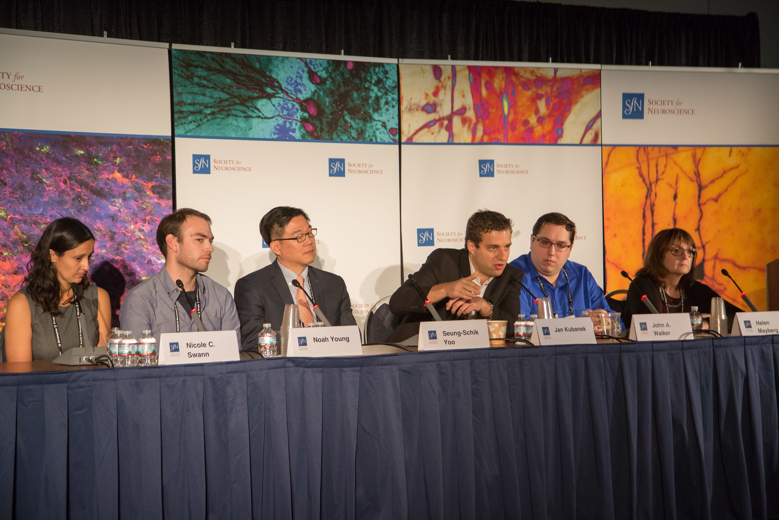 panel at the annual meeting