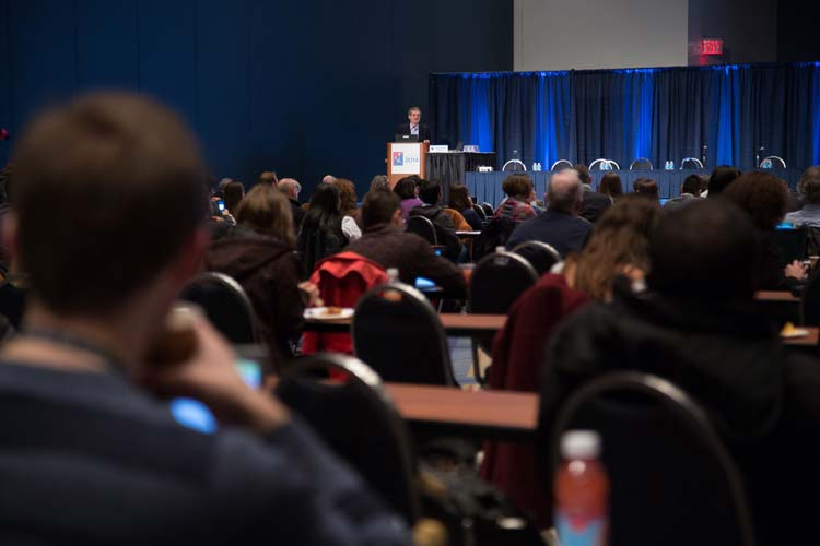 The Neurobiology of Disease Workshop has been bringing clinicians and basic research scientists together for 35 years.