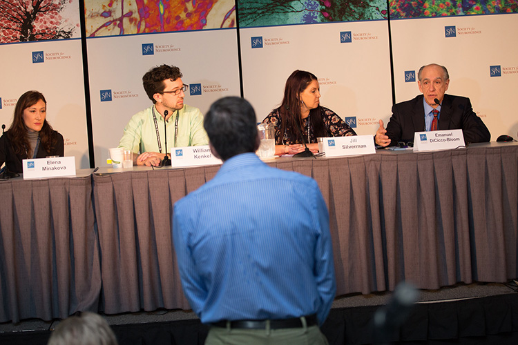 Neuroscience 2016 Autism Press Conference