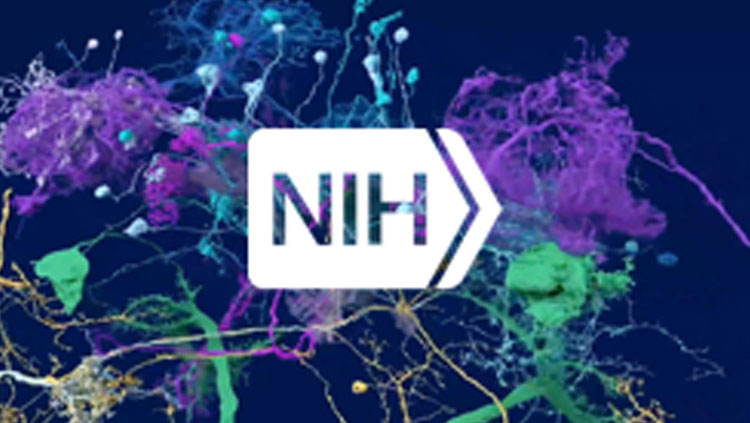 Purple background with the NIH logo.
