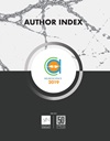 The cover of the Neuroscience 2019 final program author index is shown here.