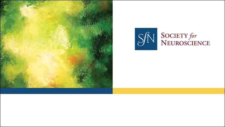 generic science image and SfN logo