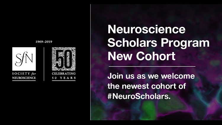 Join us as we welcome the newest cohort of #NeuroScholars.